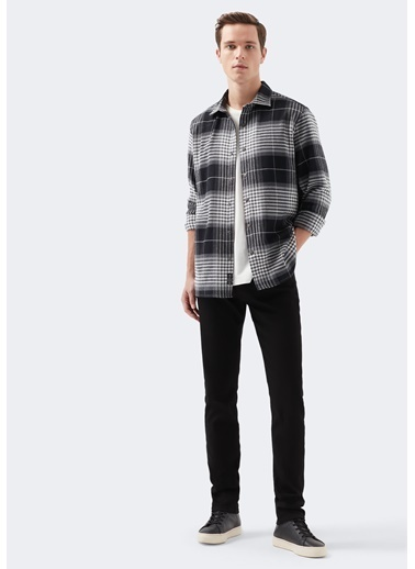 Mavi Erkek  Marcus Mavi Black Jean Pantolon 35133304 Siyah